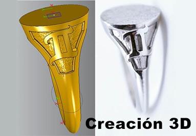 Creación 3D